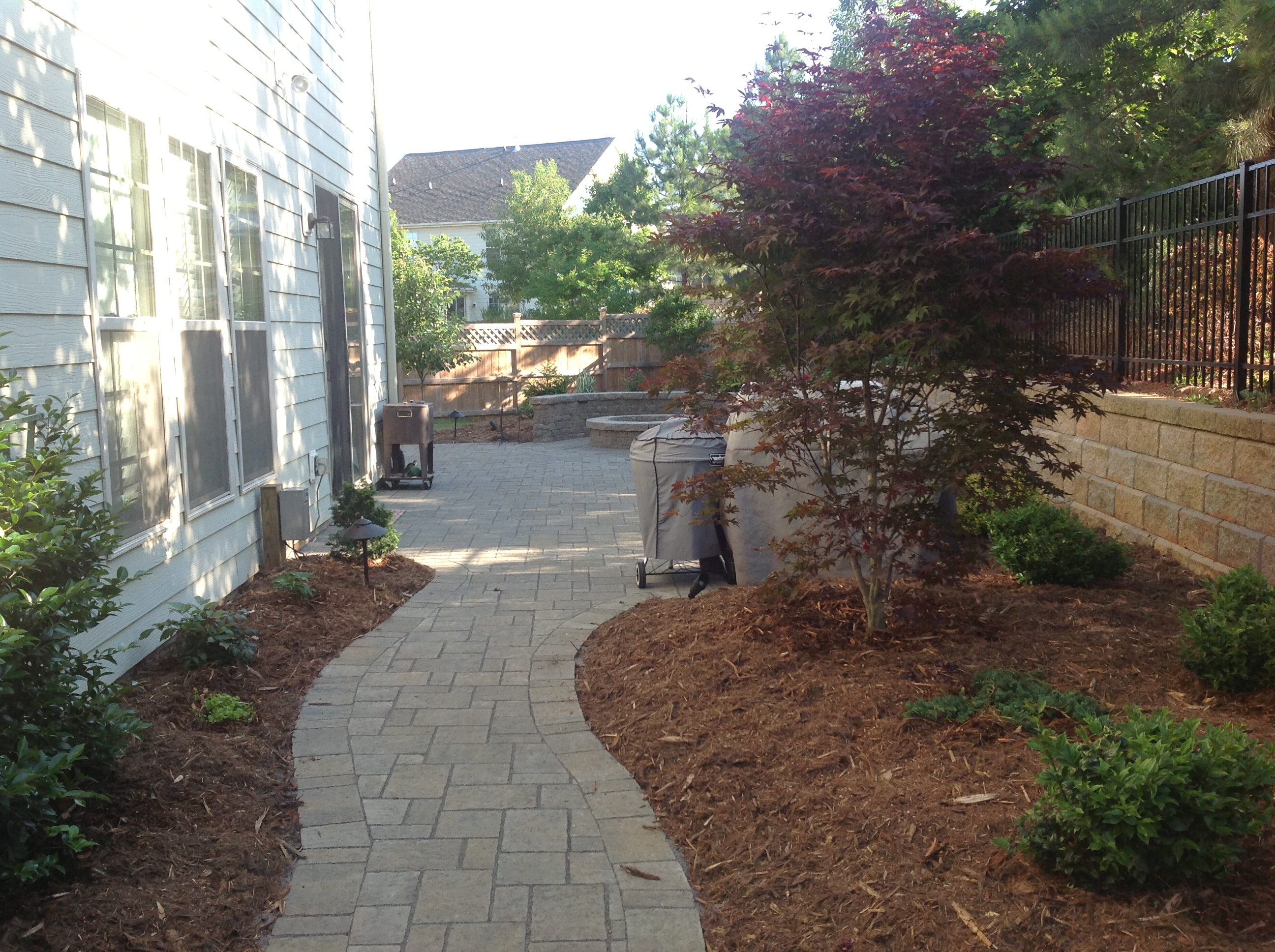 Hardscapespavers for Belgard urbana pavers